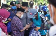 Safari Ramadhan ke-8, Bupati Karna Silaturrahim di dua Kecamatan