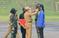 Gubernur AAL Hadiri Penutupan Latsitardanus XLI/2021 Sumatera Utara
