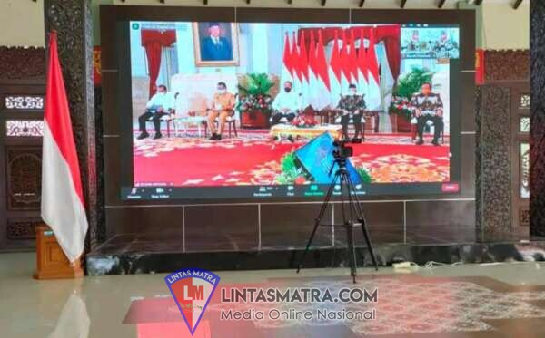 Ketua DPRD Kab Pasuruan Berpesan: Menyambut Idul Fitri Tetap Disiplin Prokes Dan Gerakkan Perekonomian
