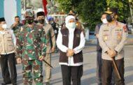 Panglima TNI dan Pangdam Tinjau Serbuan Vaksinasi di Ponpes Tebu Ireng