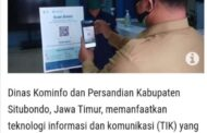 Dinas Kominfo dan Persandian Kabupaten Situbondo terapkan Aplikasi Pedulilindungi