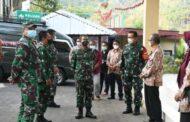 Lokasi TMMD 112 Ditinjau Kolonel Dariyanto