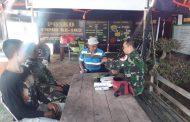 Tenaga Kesehatan Kedinasan Militer Kodim 0820 Siap Di Posko Layani Personil TMMD