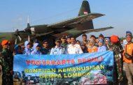 Peran Aktif Lanal Yogyakarta Dalam Peduli Bencana Alam Gempa Bumi Lombok NTB