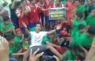 Sempat terjadi Keributan, Akhirnya Persiko Menjuarai Turnamen Sepak Bola Bhayangkara Cup 2018