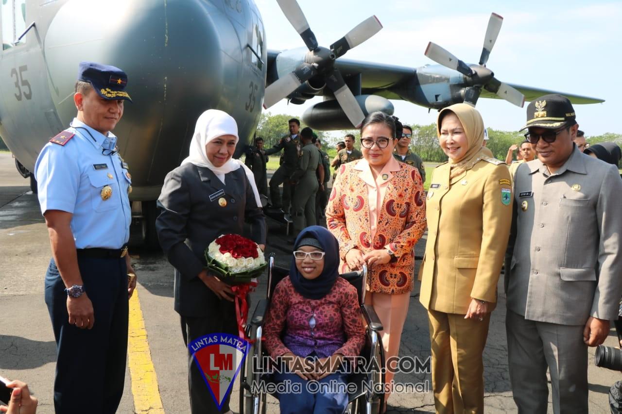 Ramaikan Bulan Dirgantara Lanud Abd Saleh Gelar Vip Social Event Dan Joy Flight