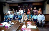 Danlanal Semarang Hadiri FGD Tentang Poros Maritim Dunia