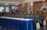 Komandan Lantamal V Hadiri Pelaksanaan Kontrak Bersama Pengadaan Barang dan Jasa TNI AL 2020