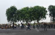 Drumband AAL Meriahkan Rangkaian Peringatan HUT Ke-2 Paguyuban Purnawirawan Kowal di AAL