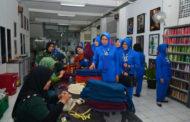 Ketua dan Pengurus CBS Jalasenastri AAL Kunker Bidang Ekonomi dan Budaya di Jogyakarta