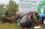 KKN Brantas Tuntas Kelurahan Kedungsoko Gelar Gerakan Bersih Kali (GBK) Ngrowo dan Launching Bank Sampah