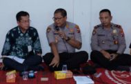 Atasi Banjir di Tanggulangin, Kapolresta Sidoarjo Kordinasi dengan BPBD Kabupaten Sidoarjo Terkait Pengoperasian Pompa Air