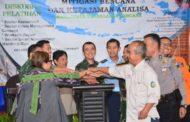 Waaster Kasdivif 2 Kostrad Hadiri Pembukaan Diskusi dan Pelatihan Mitigasi Bencana dan Ketajaman Analisa Manajemen Penanganan Bencana Tahun 2020