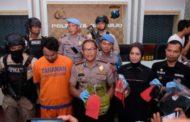 Hanya Dua Jam, Polisi Tangkap Pelaku Pembunuh Ibu Mertua di Ganting Gedangan