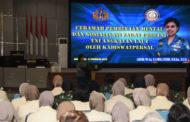 Ratusan Personel AAL Terima Bintal dan Sosialisasi Zakat Profesi TNI Angkatan Laut