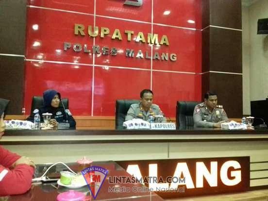Kapolres Malang Ajak Netizen Sahabat Polres Malang Untuk Tangkal Berita Hoax