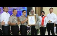 Komnas Perlindungan Anak Beri Penghargaan ke Polres Pasuruan Terkait Kepeduliannya Kasus Anak