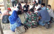 Gerak Cepat TNI-Polri Dan Petugas Medis Di Pamekasan Cegah Virus Corona