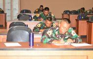 Proses Penentuan Korps, 115 Taruna Tingkat  l Angkatan ke-68 Jalani Psikotes