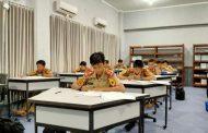 Jelang Penentuan Korps, 115 Taruna AAL Tingkat l Angkatan ke-68 Pretest Bahas Ingris