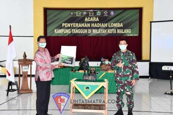 KAMPUNG TANGGUH DARI MALANG, UNTUK INDONESIA