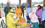 250 Orang Warga Jalani Rapid Tes Di Mako Kodam V Brawijaya
