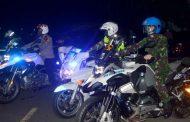 Forkopimda Semarang Patroli Skala Besar Jelang Idul Fitri 1441 H/2020 M