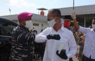 Menteri Perindustrian RI Agus Gumiwang Kartasasmita Meninjau KIB