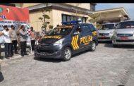 Polresta Sidoarjo Luncurkan Mobil Public Address ke Seluruh Desa Guna Tangkal Covid 19