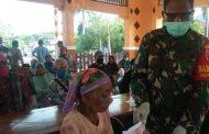 Ratusan Warga Kecamatan Paciran Menerima Kucuran Dana BST