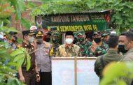 Kampung Tangguh Dusun Semampir Sidorejo Krian Bisa Jadi Percontohan Bagi Desa Lain