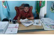Lawan Covid-19, Desa Baturetno Lakukan Penyemprotan Desinfektan