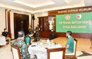 Siap Hijaukan Surabaya, Bonek Dukung Upaya Pangdam V/Brawijaya