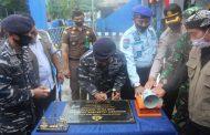 Rayakan HUT ke-49 Tahun Lanal Banyuwangi, Danlanal Resmikan Monumen Jalesveva Jayamahe
