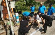 Tingkatkan Pelayanan, PDAM Unit Lawang Ganti Pompa Air Yang Rusak