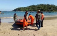 Laka Laut Terjadi di Pantai Pancer Banyuwangi Jawa timur.
