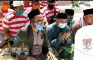 HUT RI Ke-75 GP Sakera Gelar Doa Bersama di Makam K.H.R. As'ad Syamsul Arifin Sukorejo.