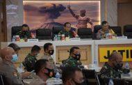 Bahas Operasi Yustisi, Pangdam: Jangan Coba-Coba ke Surabaya Kalau Nggak Pakai Masker