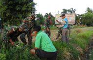 Green Army Exercise, Yonarmed 12/ Divif 2 Kostrad Lestarikan Lingkungan di Medan Latihan