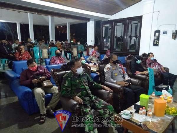 Di Pendopo Kecamatan, Muspika Lawang Gelar Acara Refleksi Satu Tahun Kepemimpinan Bupati Malang H.M Sanusi