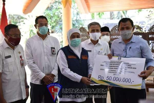 Rumah Sakit Rujukan Covid-19 di Sidoarjo Terima Bantuan Ventilator