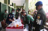 Antisipasi Penyalahgunaan Narkoba, Korem 083/Bdj Gelar Penyuluhan P4GN