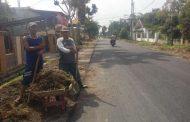 Dinas PUPR Hotmix 12 ruas jalan di kelurahan lalang 2020 ,warga suka Cita