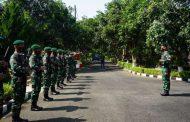 Pangdivif 2 Kostrad Mayjen TNI Tri Yuniarto Tinjau Latihan Posko I Dalam Rangka Latancab Brigif Raider 9/Divif 2 Kostrad