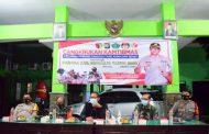 Kapolresta Sidoarjo Harapkan Kampung Tangguh Semeru Terus Jalan