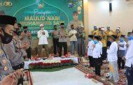 Polres Pasuruan memperingati Maulid Nabi Besar Muhammad SAW