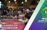Peringatan Hari Pahlawan 10 November IKSASS dan Relawan Khatulistiwa for Bung Karna digelar di Kampung Happii Dawuhan Situbondo