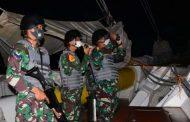 Peran Jaga Perang Taruna AAL Satlat KJK 2020 di Laut Sulu Filipina