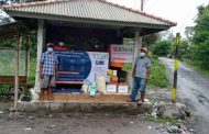Laznas BMH Salurkan Bantuan untuk Korban Erupsi Gunung Semeru