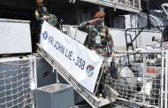 Matangkan Kecakapan Diakhir Pendidikan, 18 Taruna AAL Tingkat lV Lattek Magang Kapal Perang